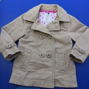 Very stylish cute Tan jacket
